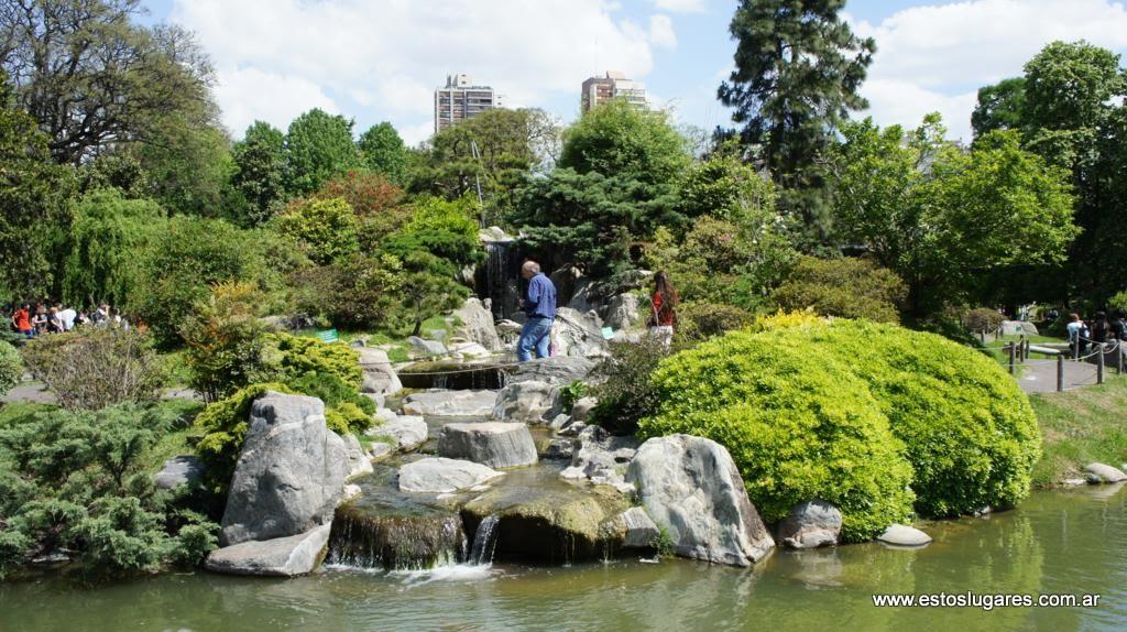 Estos lugares jard n japones palermo for Jardin japones palermo
