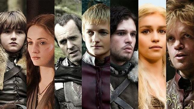 2015: La serie de Tv 'Juego de tronos' gana los Emmy