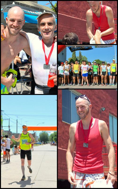 Racereport 2012-2: 19th Desafío Uniendo Pueblos 30 KM, Lobos