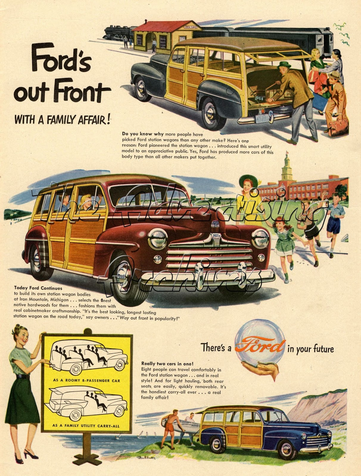 Museum Of Advertising Classic USA Cars From The Pre S - Best car museums in us