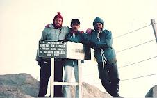 Gunung Kinabalu Feb 1994