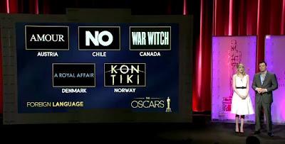 Oscar Rehberi 2013: Yabancı Dilde En İyi Film