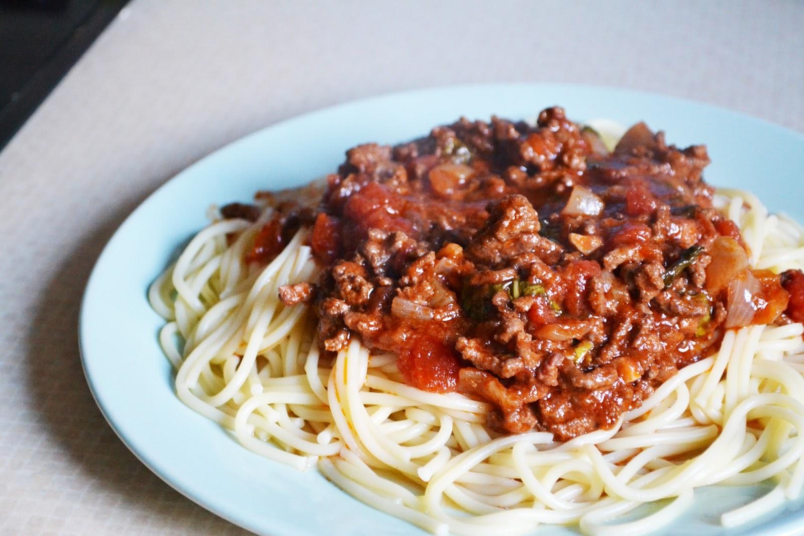 spaghetti bolognese recipe lea perrins sauce