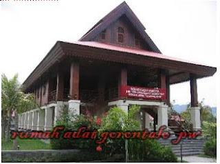 Rumah Adat Doloupa Gorontalo,Keberagaman dan keunikan rumah adat di Indonesia yang terkenal di mata dunia