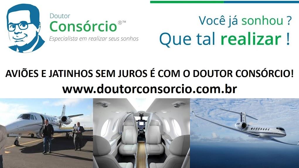 CONSÓRCIO DE AVIÕES