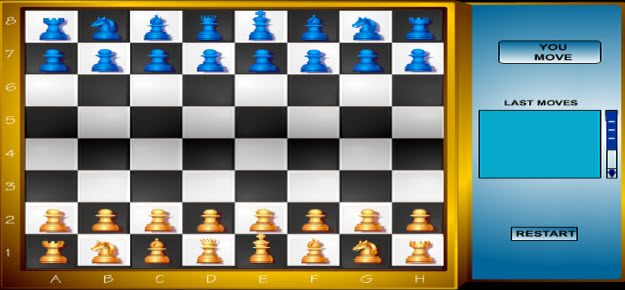 Catur, Chess, The Game of King and Queens