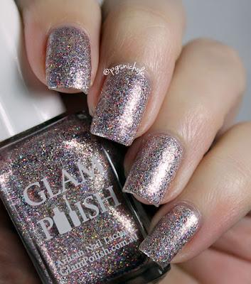 Glam Polish Snow Flake
