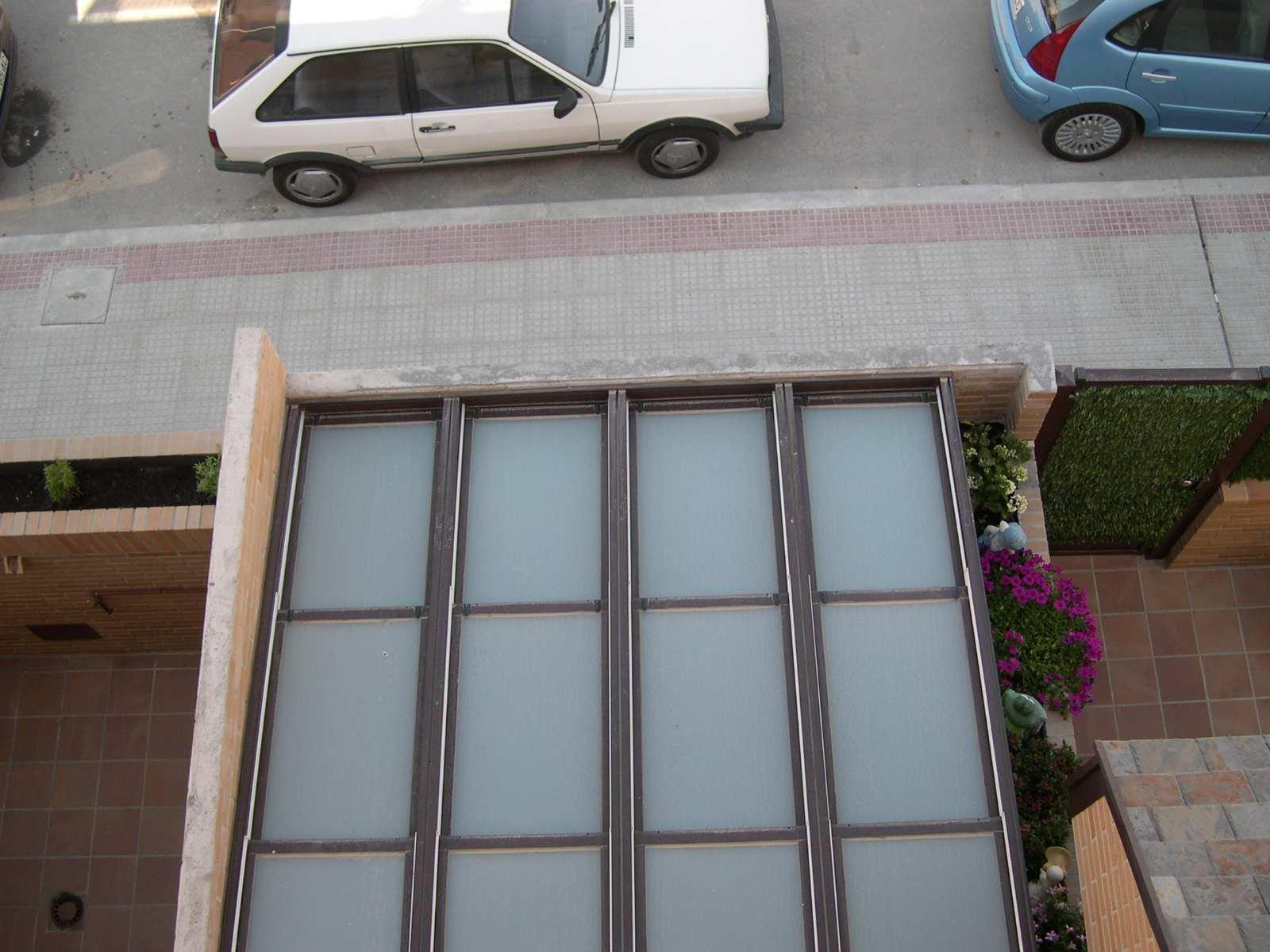 Cubierta nave industrial de madrid instaladores panel for Cubiertas para garajes