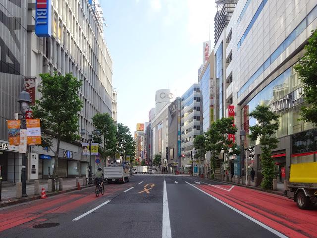渋谷駅前通り〈著作権フリー無料画像〉Free Stock Photos