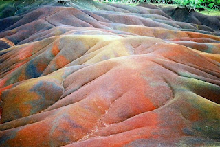 seven colored earth,seven colored earth desert,seven colored earth africa