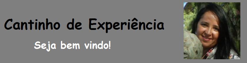 CANTINHO DE EXPERIÊNCIA