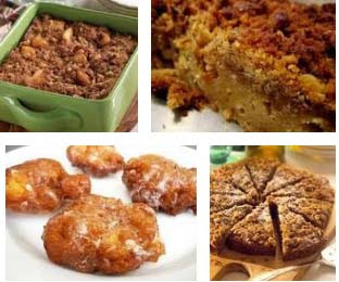 Special Apple Coffee Cake