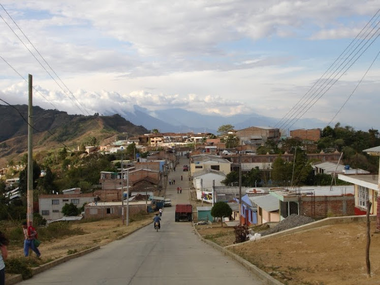 Municipio El Rosario Nariño