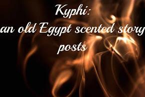 Kyphi Archive by EsperienzeOlfattive