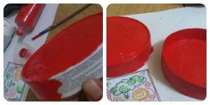pintamos el envase