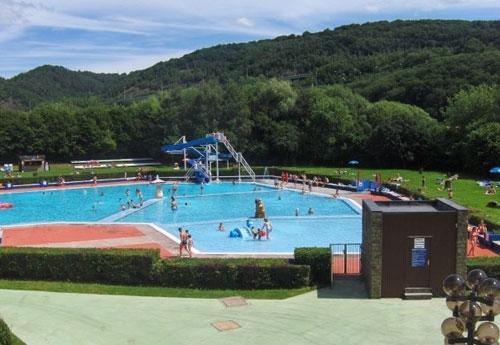piscine  LES PRÉS DE TILFF  Liège