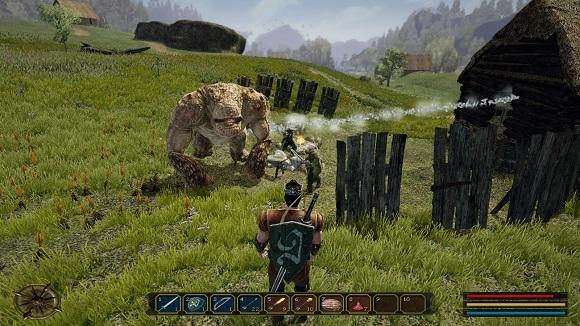 Gothic 3 Forsaken Gods Enhanced Edition PC Screenshot Gameplay 3 Gothic 3: Forsaken Gods Enhanced Edition PROPHET