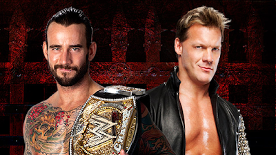 chris jericho vs el campeon de la world wrestling entreteiment