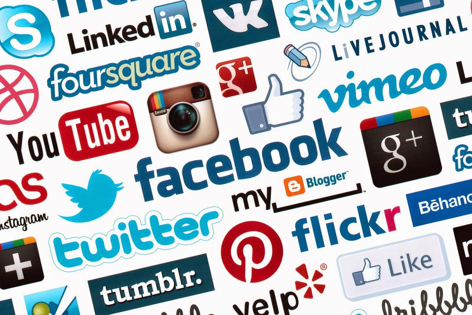 Sosyal Medya Hesaplarım