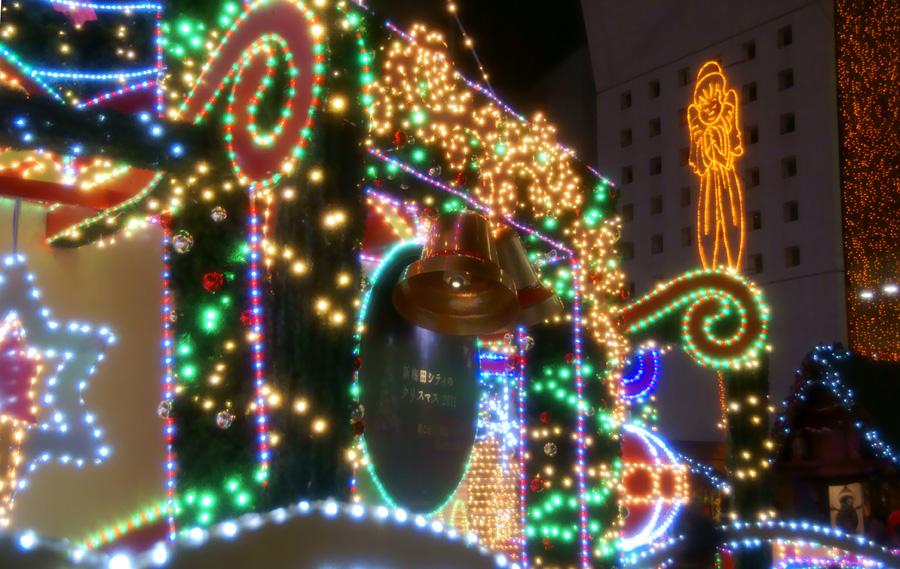German Christmas Market, Osaka