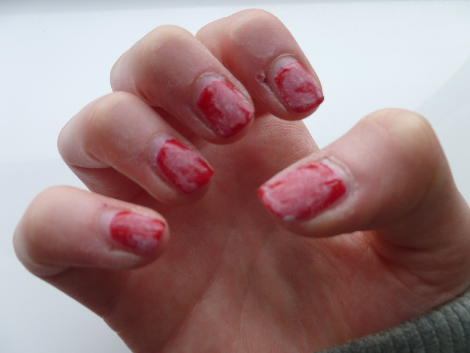 | Beauty, Fashion and Lifestyle Blog: DIY Shellac Polish Removal