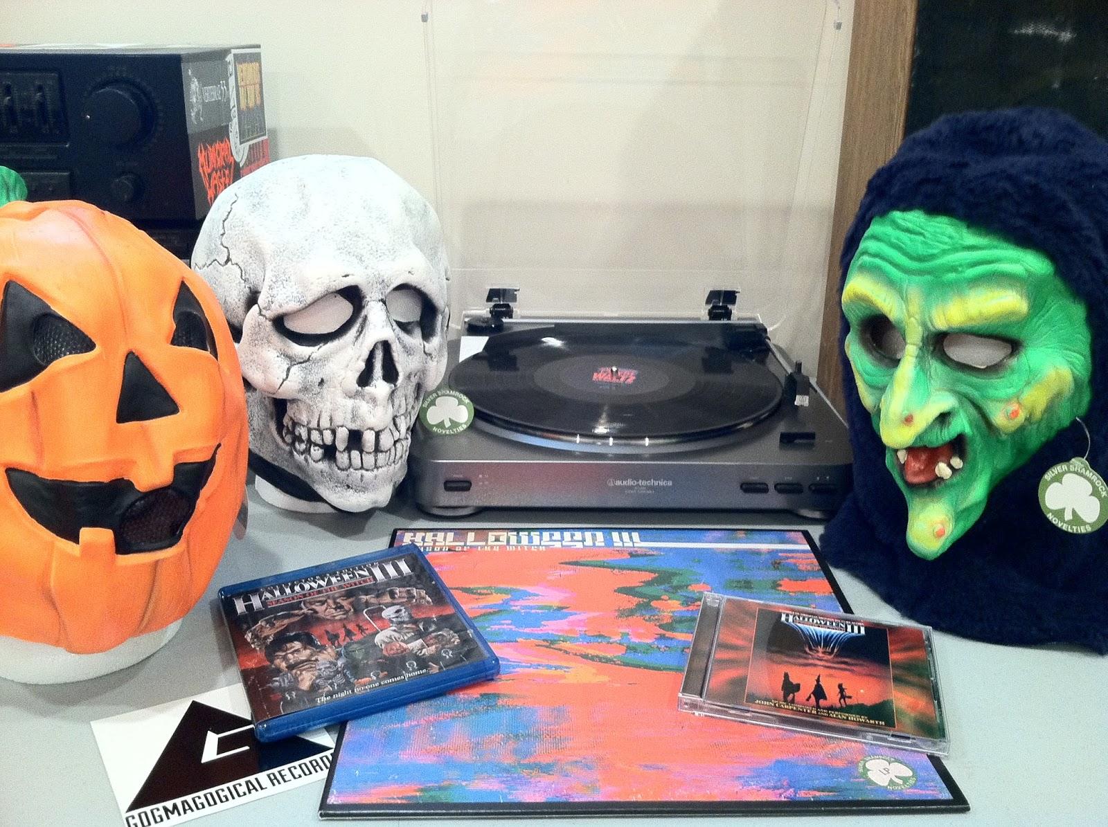 gogmagogical: Choice Cuts... Head to Sludgelord for Halloween III ...