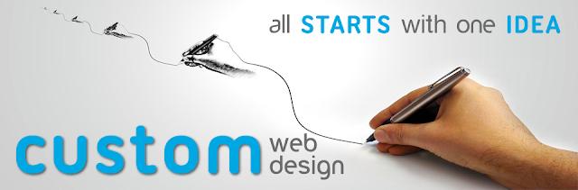 custom web banner