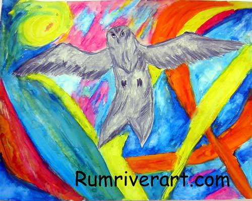 Rumriverart.com