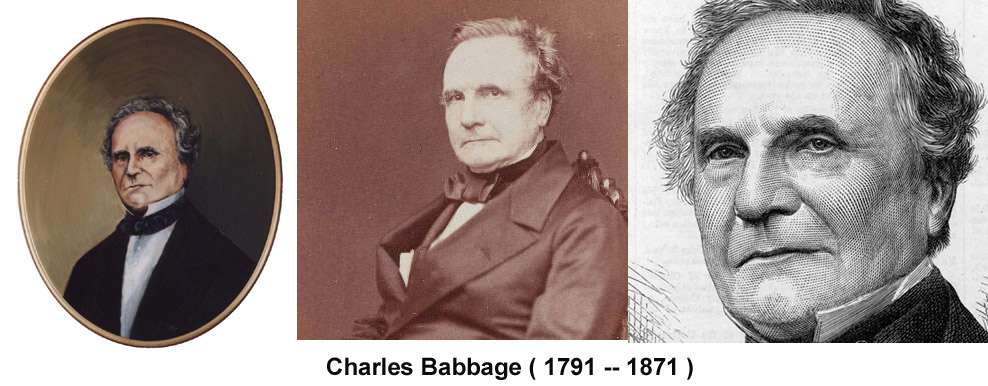 charles babbage father of the computer Free essay: charles babbage - the father of the computer today's technology connects humanity with one another, no matter what the distance may be without.
