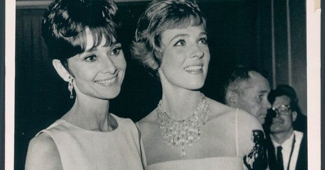 John Tuohy's Child of the Sixties Forever: Julie Andrews ...