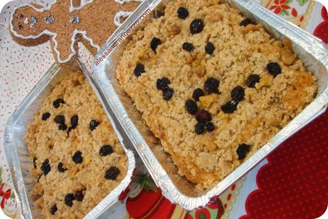 marmitinhas de natal receitas bolo