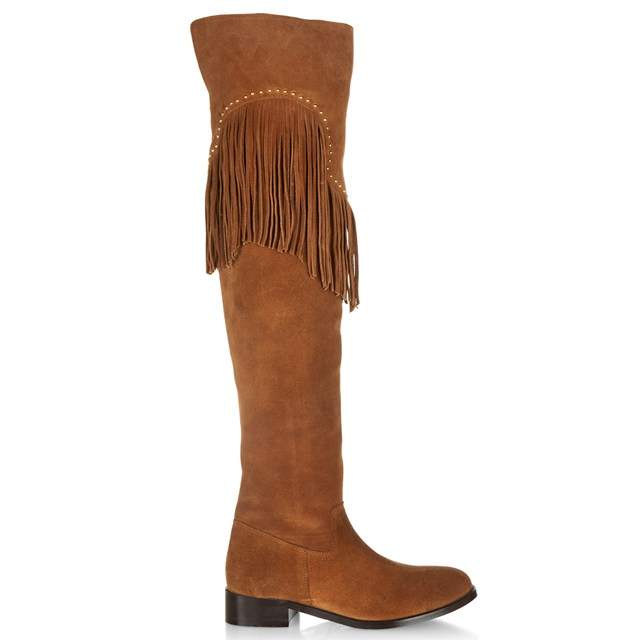 New Look fringe over the knee
