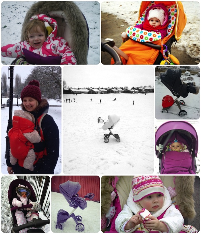 Stokke snow pics
