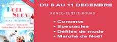 Marché de Noël du 8 au 11 décembre 2016 rue de Lille à Roncq