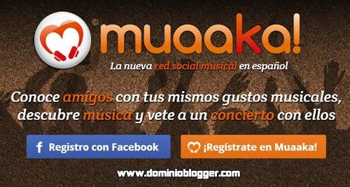Si te gusta la musica en español entonces unete a Muaaka