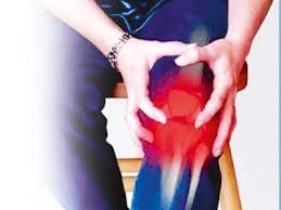 sakit, lutut. sakit lutut, berat