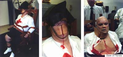Allen Davis' execution, July 8, 1999