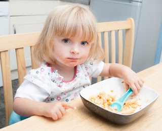 Tips Agar Anak Mau Makan
