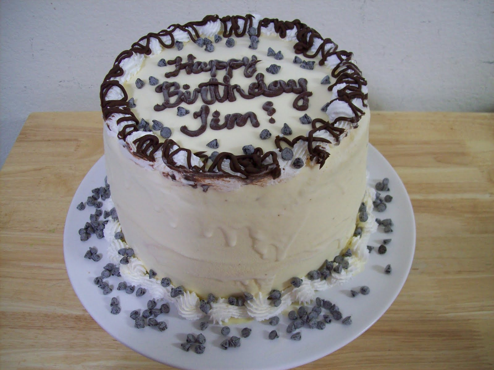 Julies Sweet Shack How To Make An Ice Cream Cake