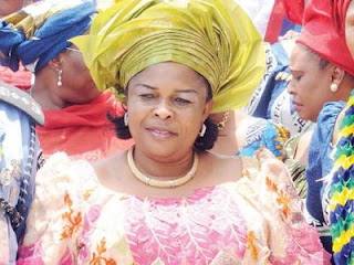 LIFE THREATENING EMERGENCY? Nigeria First Lady Patience Jonathan Hurriedly Flown Out To Germany Again