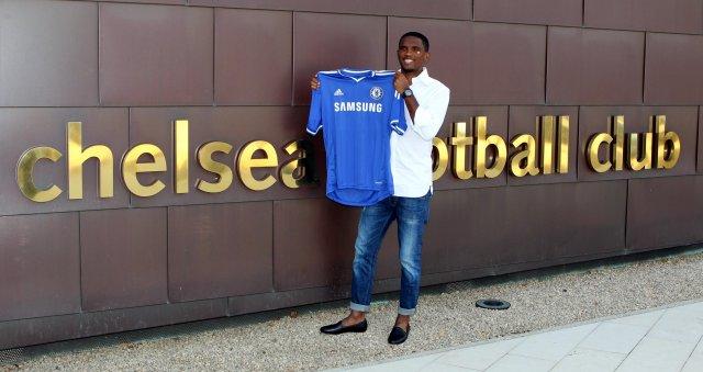 Chelsea Sukses Datangkan Samuel Eto'o