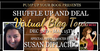 {Review+Giveaway} Shuffle Up and Deal by Susan DiPlacido