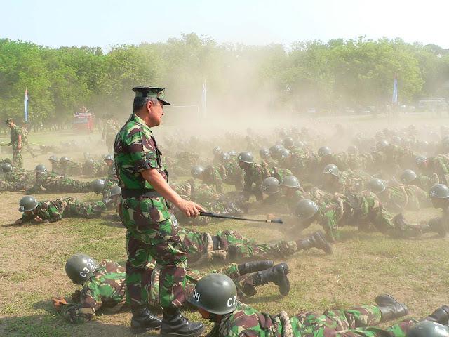 Ini Syarat PNS dan Pekerja yang Wajib Berlatih Militer