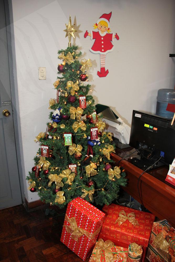 Concurso de ambientaci n navide a y nacimientos el for Oficina virutal catastro
