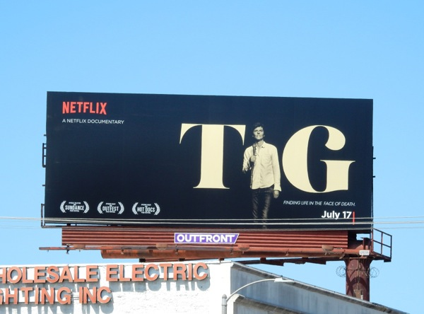 Tig netflix documentary film billboard