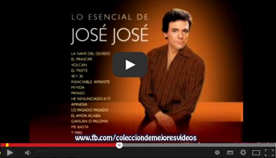 Baladas de Oro, José José, Voy A Llenarte Toda