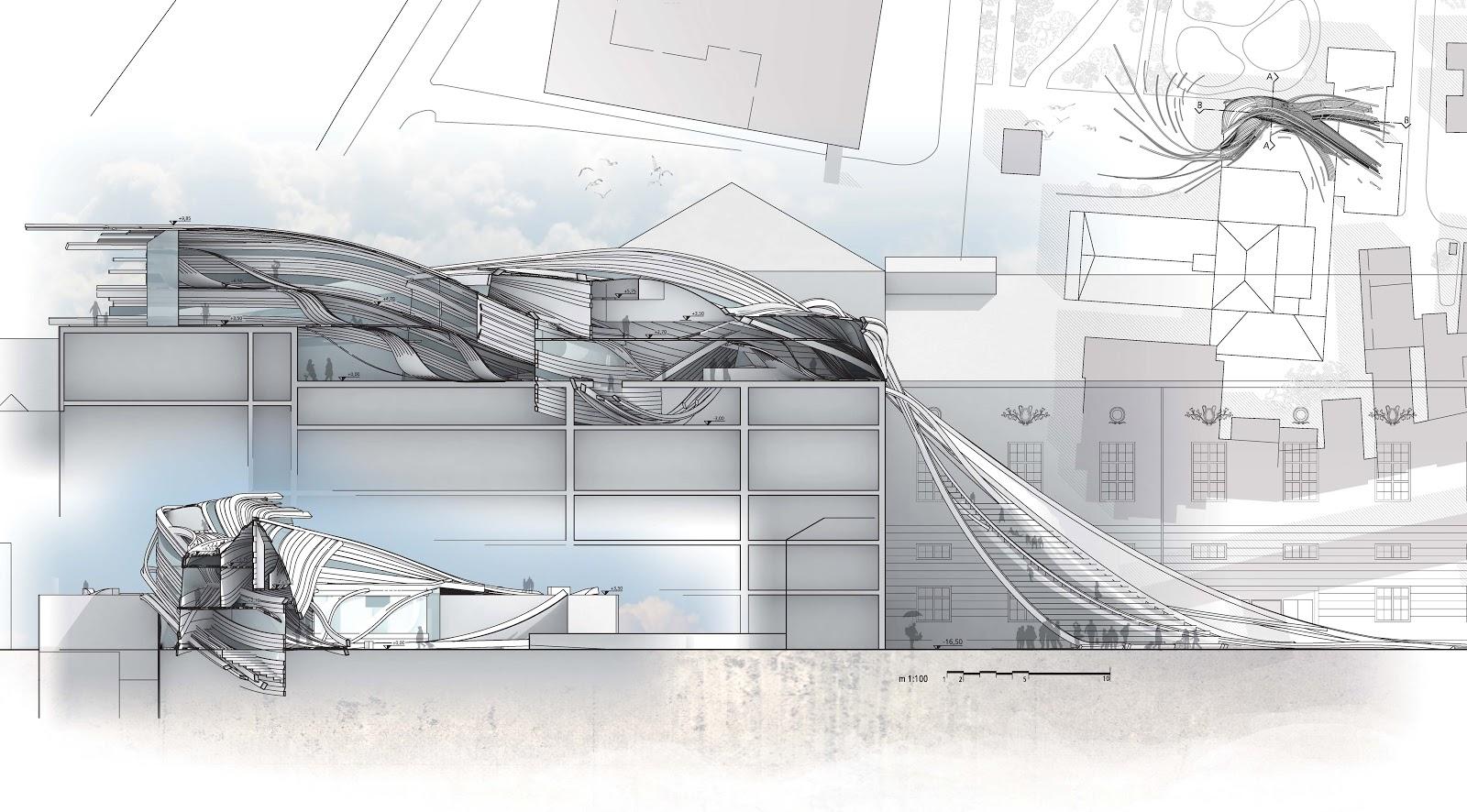 Bachelorarbeit felix fehr dasmonokel for Uni architektur