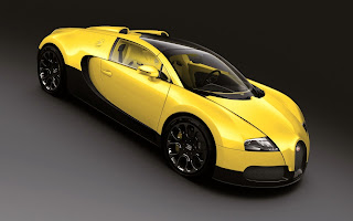 Desktop Wallpaper Car - Bugati Veyron