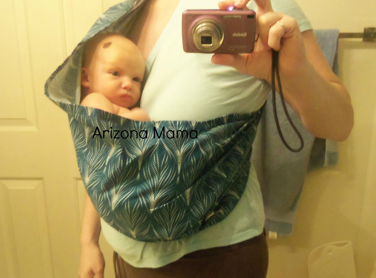 This sling is a waste of money!! I'm 5'1 pre-pregnancy lbs currently post pregnancy lbs and ordered a size 3 the sling feels too small and when I tried to squeeze my infant into the sling I couldn't get a fit that didn't force her chin to bend forward which can cut off her air supply.