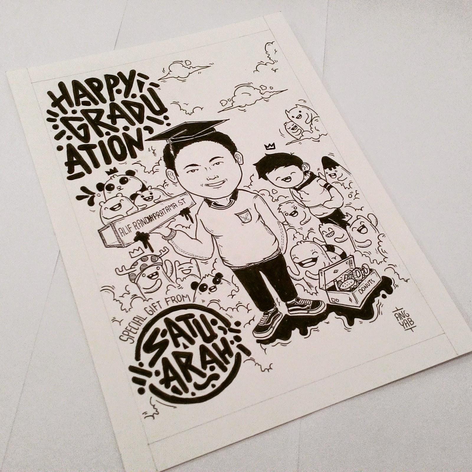Graduation Gift 4/4 by Anggitabay